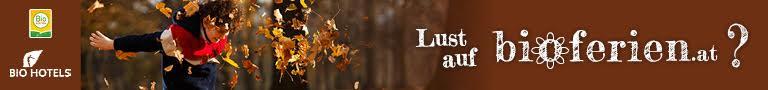 Bio Ferien Header/Footer Banner