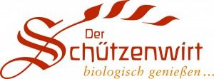 Der Schützenwirt Logo groß
