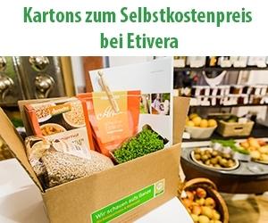 Kartons zum Selbstkostenpreis bei Etivera