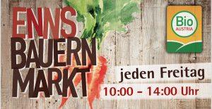 Bauernmarkt Enns