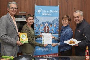 Salzburg Marathon Zertifizierung SLK
