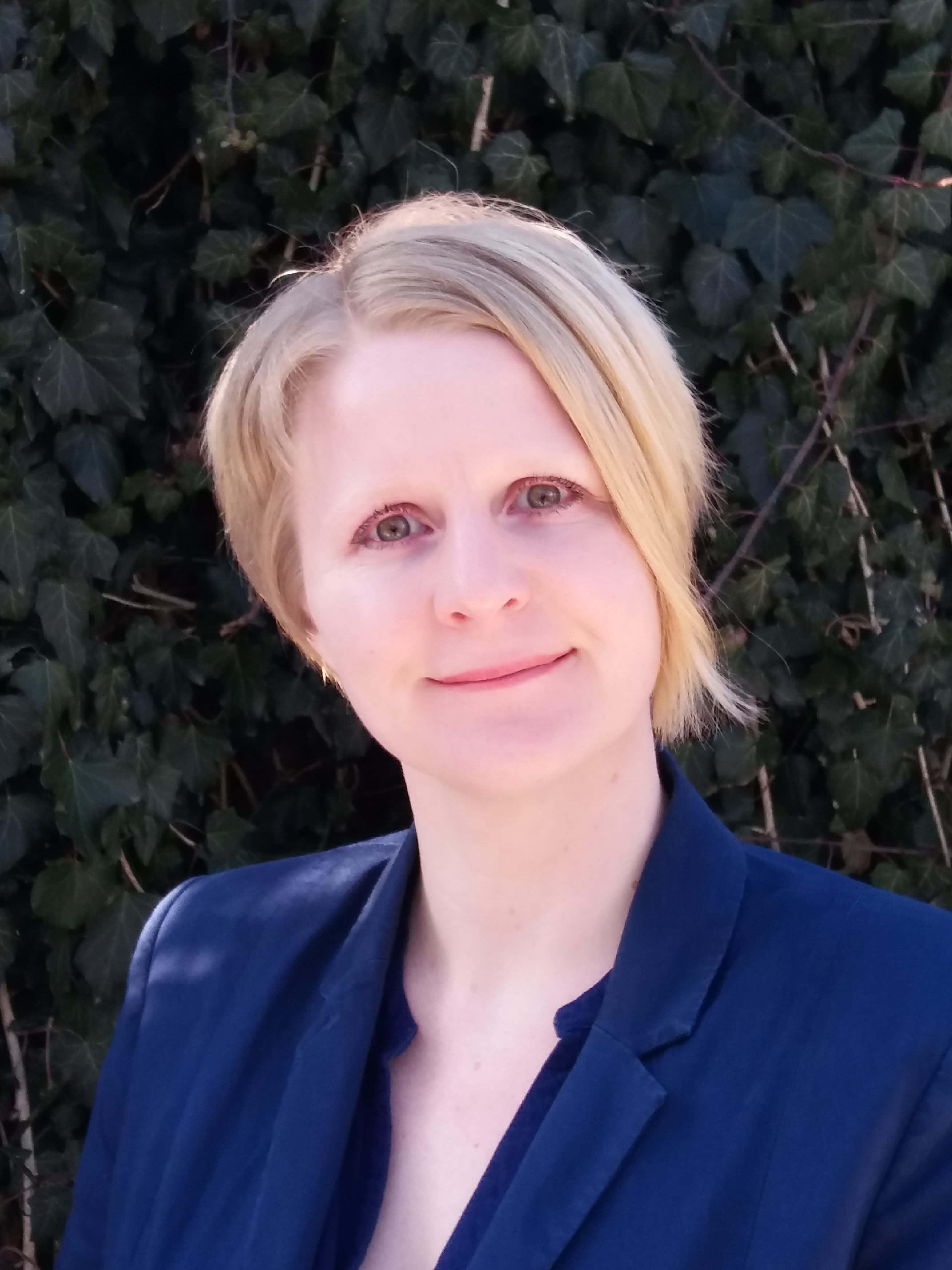 Portrait Andrea Grabmaier