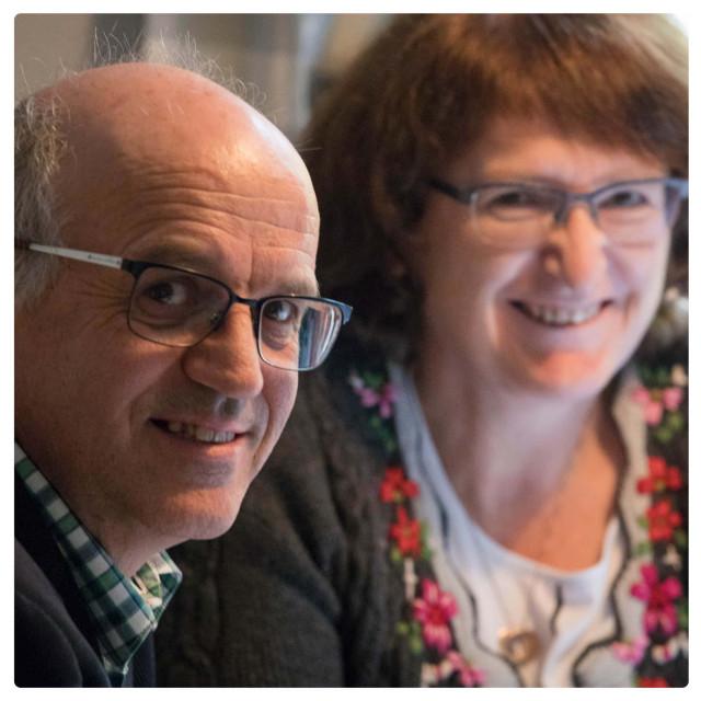 Franz und Siegrun Anthofer