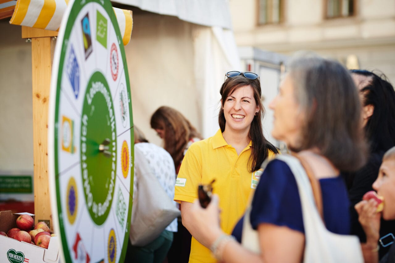 Bio Feste und Info Points in Österreich   BIO AUSTRIA