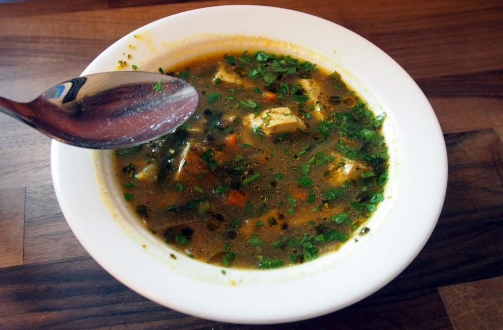 Die »Miso«-Suppe