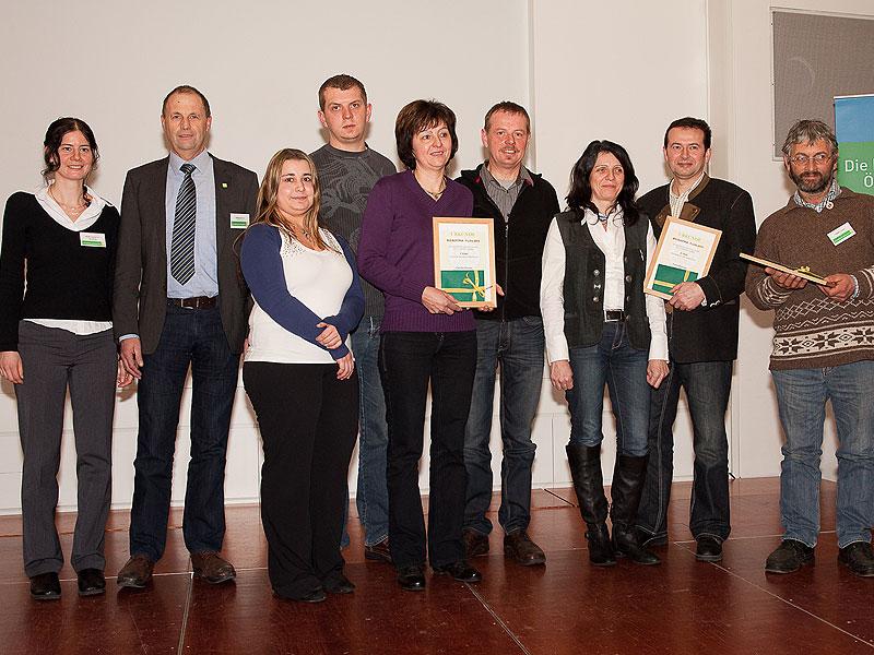 BIO AUSTRIA Fuchs Preisträger 2010