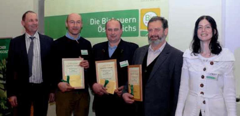 BIO AUSTRIA Fuchs Preisträger 2009