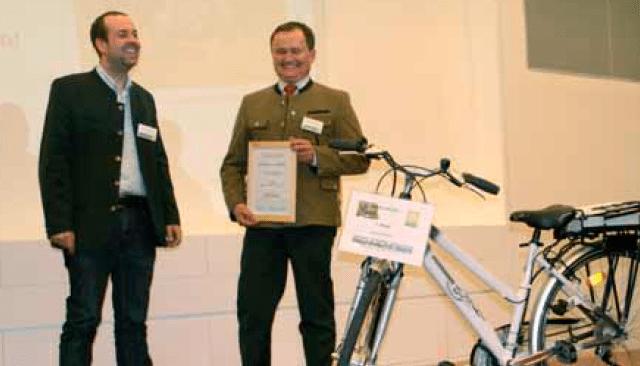 BIO AUSTRIA Fuchs Preisträger 2012