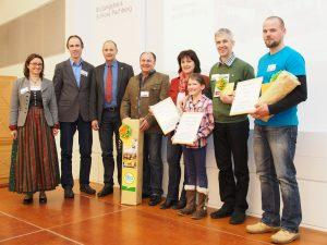 BIO AUSTRIA Fuchs Preisträger 2014