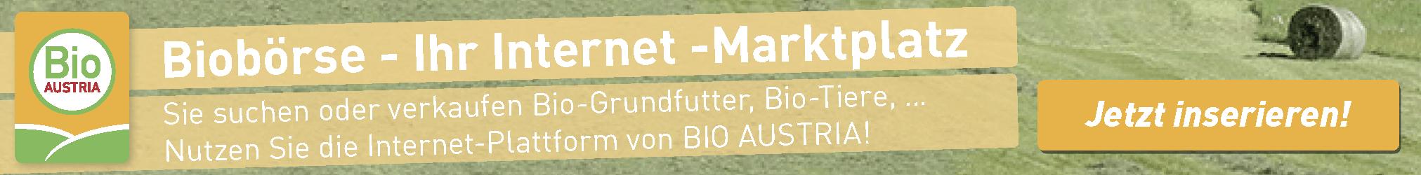 Bio-Börse Futtermittel