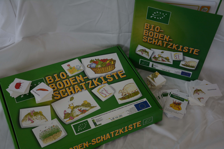 Bio-Bodenschatzkiste