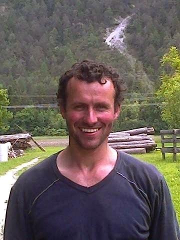 Portrait Gerog Meindl