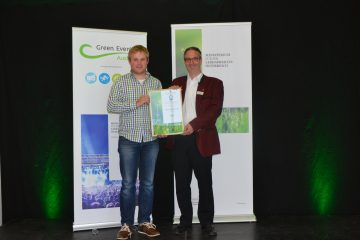 Green Events Nominierter für das Salzburger BIOFEST