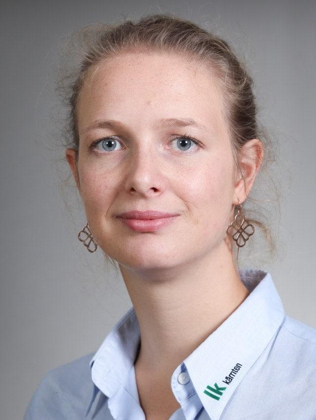 Portrait DI Johanna Fasching