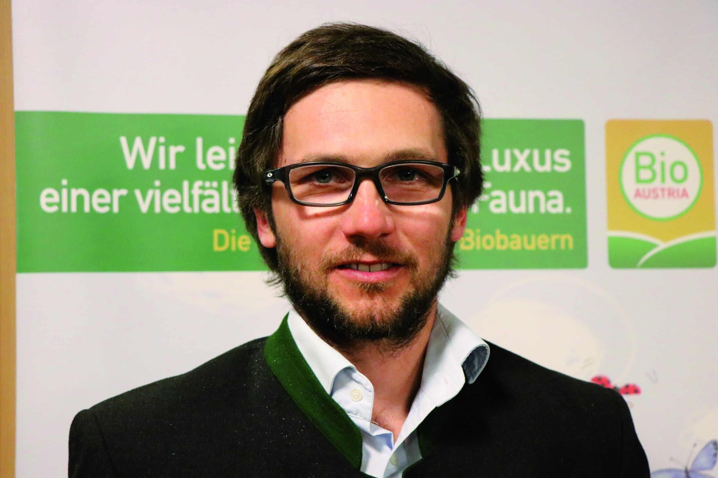 Portrait Christoph Gweherberger