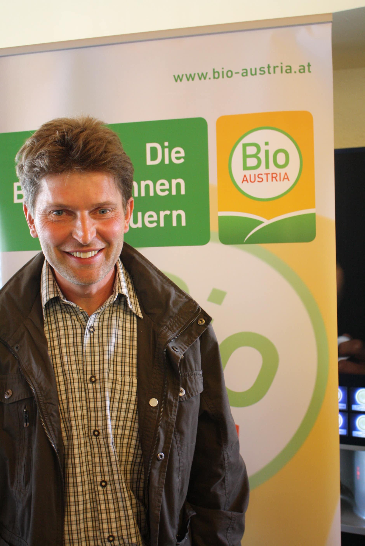 Portrait Vorstandsmitglied Roland Lederer