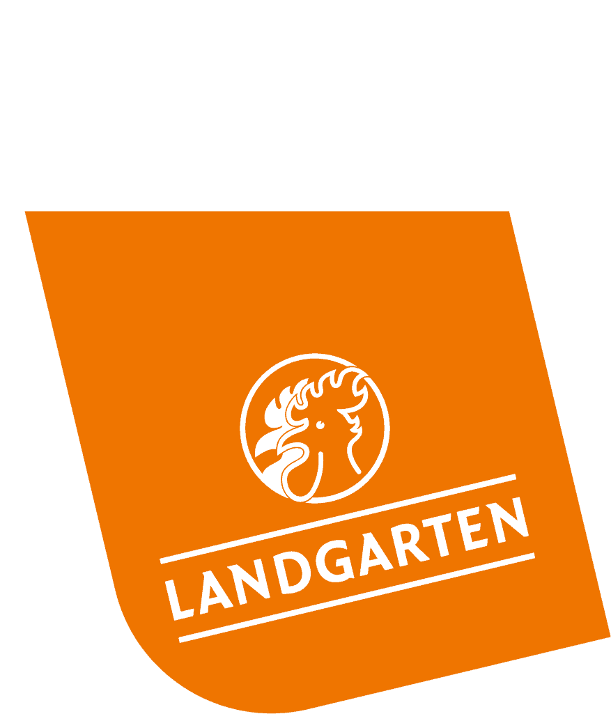 Landgarten - Logo