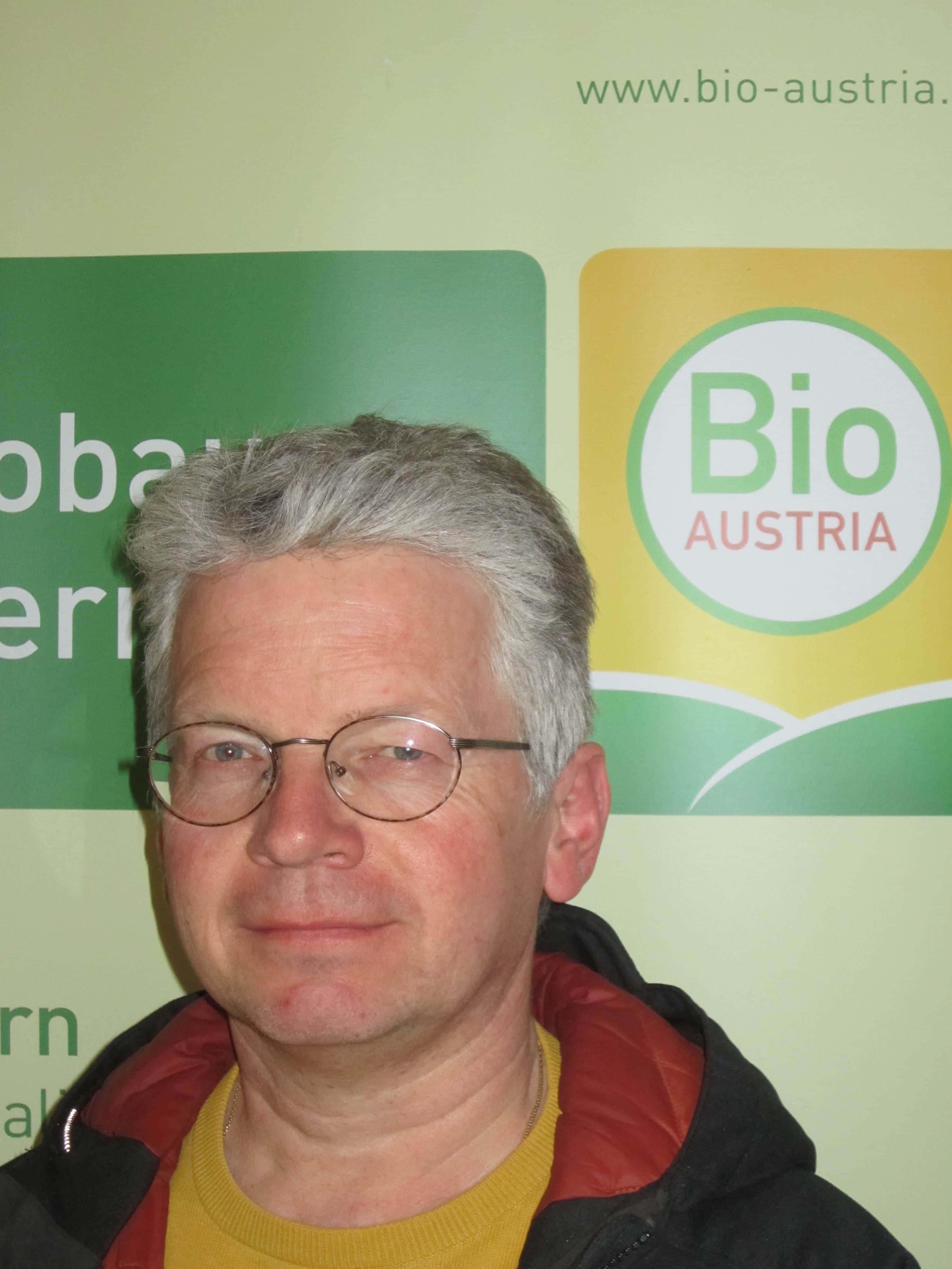 Portrait Manfred Schär