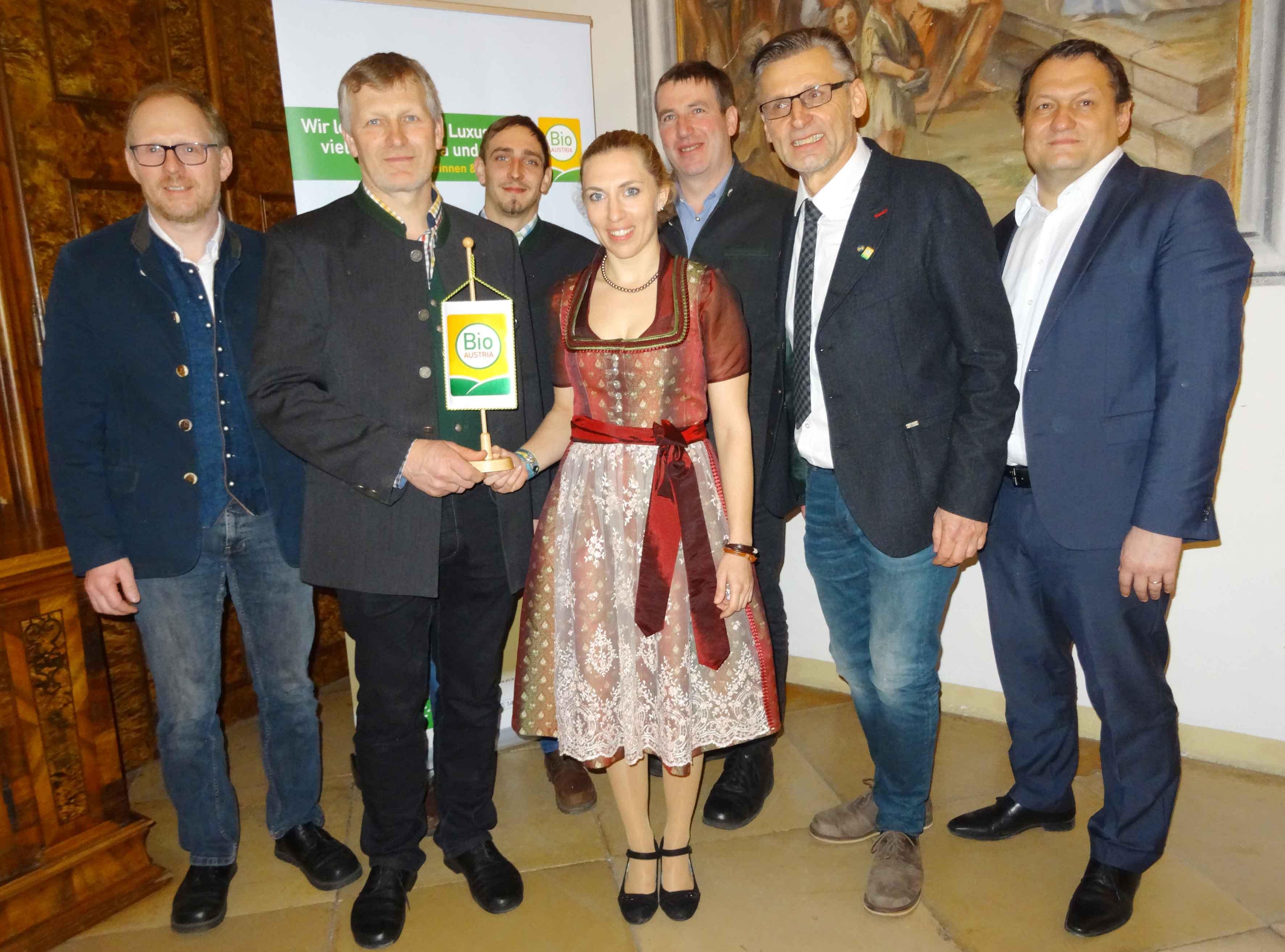 neuer Vorstand von Bio-Austria