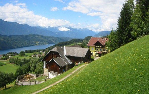Banner Familie Walder - Urlaub am Biobauernhof - Forstnighof