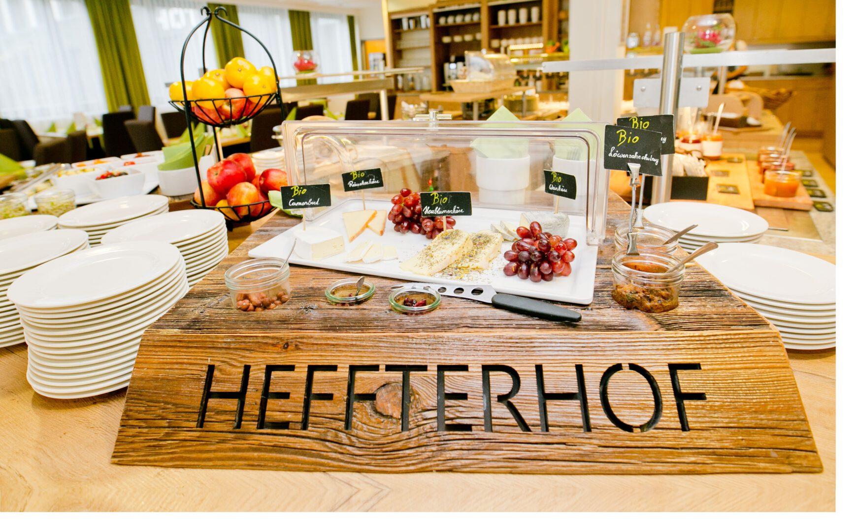 Banner Hotel Heffterhof Salzburg