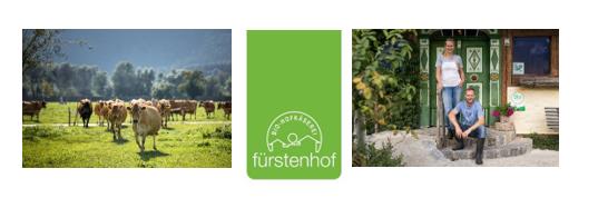 Banner Biohofkäserei Fürstenhof