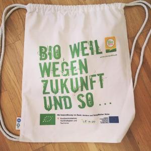 Bio-Baumwollbeutel von BIO AUSTRIA