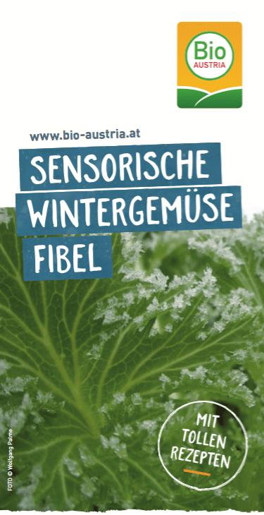 Bild von Drucksorte Sensorische Wintergemuese Fibel.