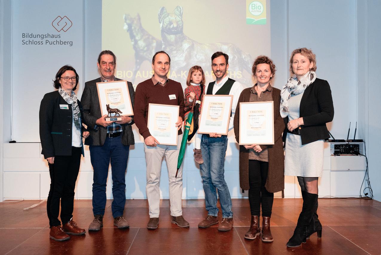 BIO AUSTRIA Bauerntage 8 GewinnerInnen des Innovationspreises ...