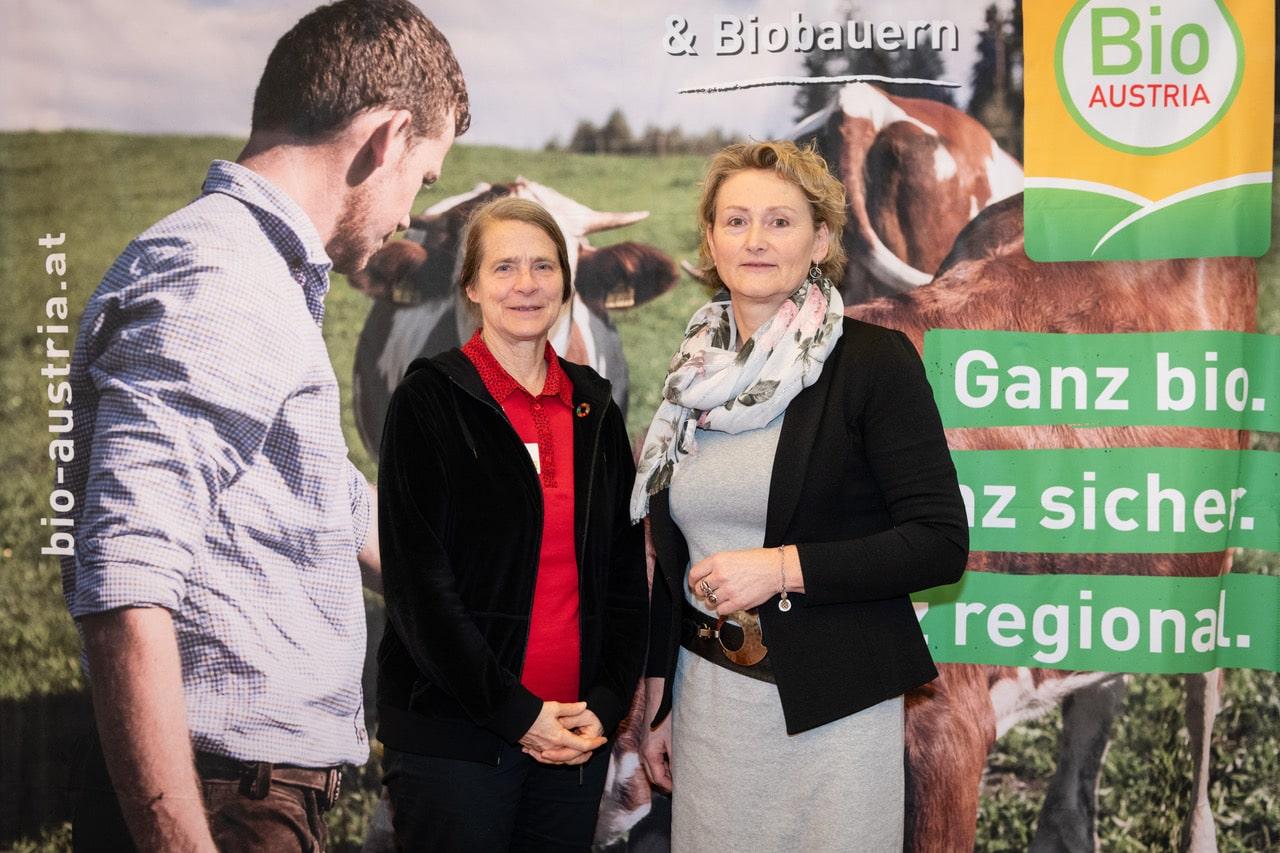 """BIO AUSTRIA Bauerntage 8 unter dem Motto """"Klima und Wandel ..."""