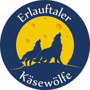 Logo Erlauftaler Käsewölfe