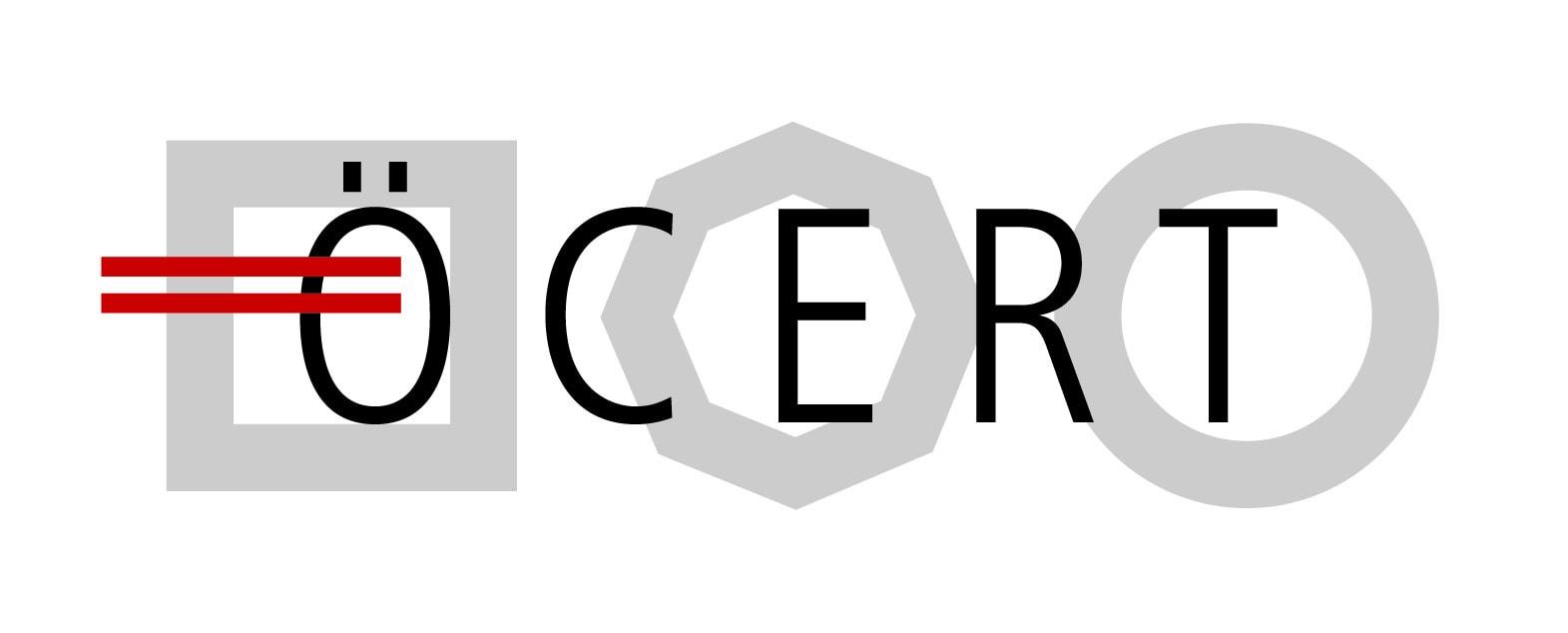 Logo Zertifikat Ö-Cert