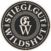Rundes Logo mit Schriftzug Stieglgut Wildshut