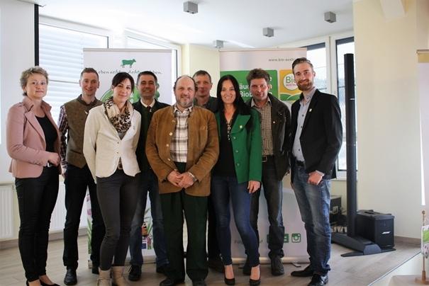 BIO AUSTRIA Kärtnen Vorstand